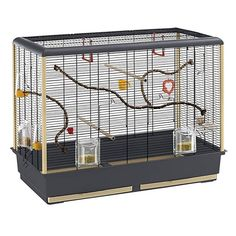 Cheap Ferplast Bird Cage, Black, x x Bird Cages For Sale, Large Bird Cages, Canary Cage, Cockatiel Cage, Mountain Bikes For Sale, Fish Tank Lights, Aquarium Kit, Flight Cage, Aquarium Lighting