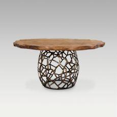 APIS Dining Table by BRABBU   Home accessories ideas. Coffee table books. home decorating ideas. #homeaccessoriesideas #coffetablebooks #homedecoratigideas Go to:https://www.brabbu.com