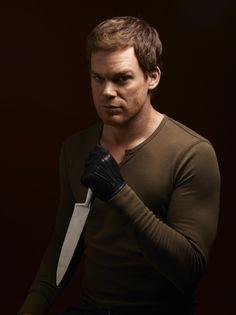 I'm a neat monster. #Dexter #showtime #michaelchall