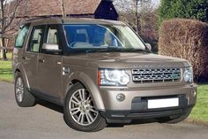 Nara Bronze Land Rover Discovery 4