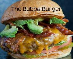 The Bubba Burger