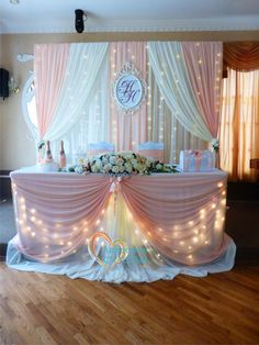 Try this out quinceanera party decorations Quince Decorations, Quinceanera Decorations, Wedding Stage Decorations, Quinceanera Party, Backdrop Decorations, Baby Shower Decorations, Birthday Decorations, Wedding Centerpieces, Wedding Table