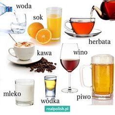 Polish Alphabet, Learn Polish, Polish Language, Polish Recipes, Food Crafts, Speech And Language, Logo Nasa, Education, Learning