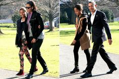 """""""the obamas are everything i want the world to be"""" via comments on Refinery 29. http://www.refinery29.com/obama-daughters?utm_source=facebook.com_medium=post_campaign=obama"""