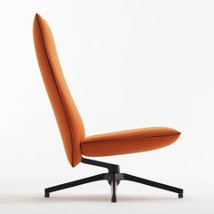 Barber & Osgerby's Pilot chairs for Knoll feature oversized square backs