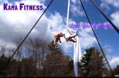 Kama Fitness - Cloud Dance - Aerial Silks