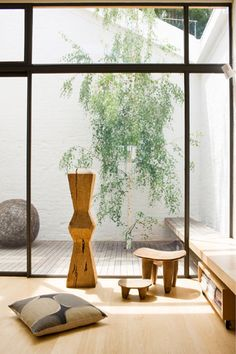 INDOOR/OUTDOOR OBJECTS scandinavian retreat.: interiors