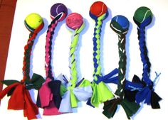 Tug Toys by All Leashed up!