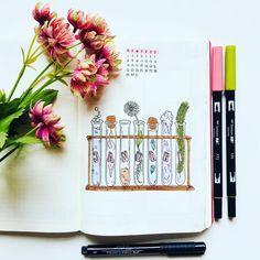 Monthly cover for January. Pinterest & IG: bulletjoelle