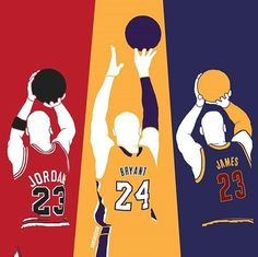 Michael Jordan, Kobe Bryant or Lebron James?