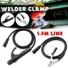 Welding Cable 30ft Black 15ft + Red 15ft #1//0 Battery Cable 1//0AWG 1//0GA