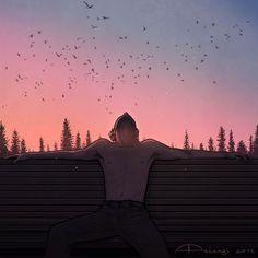 Flock by AlessiaPelonzi on DeviantArt