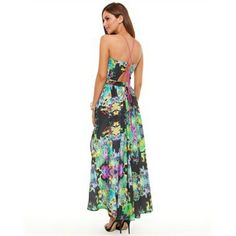 Cooper St Digital Mosaic Maxi Dresses Available in Multi - Fashion Brand Sale