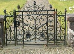Likable Wrought Iron Drive Gates For Sale and wrought iron gates for sale australia
