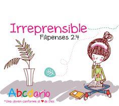 Una Joven conforme al corazón de DIOS Te gusta · 11 de abril   Abecedario de Una joven conforme al corazón de Dios: I Una Joven conforme al corazón de DIOS es Irreprensible. Filipenses 2.4