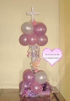 balloon centerpieces - Google Search