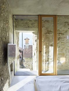 Gallery of Stone House Transformation in Scaiano / Wespi de Meuron Romeo architects - 20