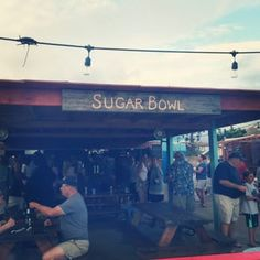 The Sugar Bowl - Breezy Point, NY, United States. Sugar Bowl bumpin on a Saturday happy hour! - go when go to Fort Tilden/Breezy Point