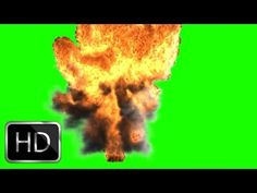 huge explosion in green screen free stock footage Safety Pictures, Green Screen Video Backgrounds, Free Stock Footage, Link Youtube, Chroma Key, Templates Free, Overwatch, Background Images, Channel