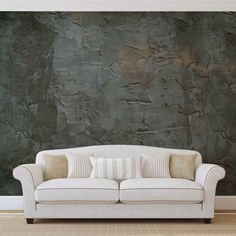 """Photo wallpaper (wall murals) offer an amazing and easy way to completely update, transform, and revolutionise a room! Each mural is supplied in one or more wallpaper strips which join together to make a giant image on your wall. With various different photo wall mural sizes you can choose to have a stunning """"full-wall"""" photo, or choose a smaller image for an interesting focal point. This Concrete Wall Texture photo wallpaper mural, is part of the Imitation, Structure and Texture Collec..."""