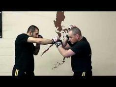 Panantukan - 4 Elbow Destructions plus Shoulder Hit