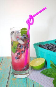 Blueberry Mojito Blueberry Mojito, Fun, Hilarious