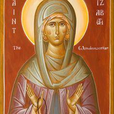 St. Elizabeth the Wonderworker