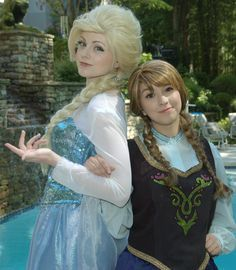 Singing Frozen Princess Party look a like characters in Metro Atlanta, GA. Frozen Princess Party, Frozen Party, Princess Birthday, Disney Princess, Party Characters, Superhero Party, Elsa Frozen, Party Looks, Look Alike