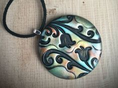 Hey, I found this really awesome Etsy listing at https://www.etsy.com/listing/462843684/polymer-clay-jewelry-hand-stamped