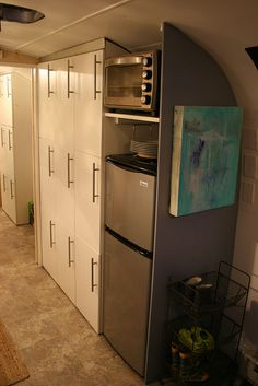 10kitchrightnew | Flickr - Photo Sharing! kitchen cabinets in airstream
