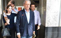 José Dirceu é condenado a 23 anos de prisão