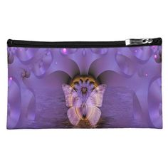 Gorgeous Abstract Butterfly Cosmetic Bag
