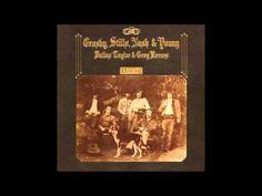 Crosby, Stills, Nash & Young, Déjà vu (Complete Record) - YouTube