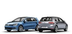 The Next Generation 2019 VW Golf is Taking Shape Volkswagen will debut a whole…