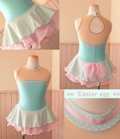 Dance Costumes Kids, Custom Dance Costumes, Ballet Costumes, Figure Skating Outfits, Little Ballerina, Dance Leotards, Dance Outfits, Ballet Skirt, Clothes For Women