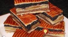 """Magický koláč """"Štedrák"""" podľa rodinného receptu: Je taký výborný, že ho nerobím len na Vianoce, ale kedy sa len dá!"""