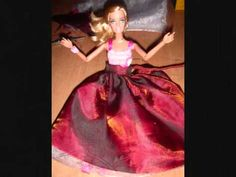 HOW TO MAKE a Barbie Prom dress : My Outfits 5