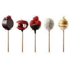 lollipops - patisserie - variations sucrées - oberweis