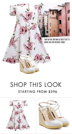 """Outfit"" by quotes4life101 ❤ liked on Polyvore featuring Populaire and Fendi"