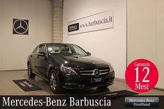 Mercedes-Benz Classe C 180d Aut.Sport Garanzia #Firsthand 12 Mesi ALIMENTAZIONE diesel IMMATRICOLAZIONE 10/2015 CILINDRATA 1598 cc KM 111.039 Scopri maggiori dettagli  http://bit.ly/2Faq6Oa  VISIBILE PRESSO LA SEDE DI PESCARA