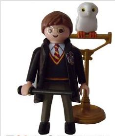 Harry Potter Playmobil - Want this! Harry Potter Items, Harry Potter Art, Nocturne, Monster High Boys, Playmobil Toys, The Little Prince, Legoland, Toys For Boys, Cool Toys