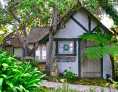 Hugh Comstock's Hansel & Gretel Cottages. #TinyHouseforUs