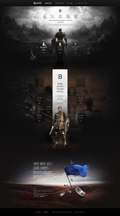 Promotion Pages for ...@木依采集到国外游戏网页(231图)_花瓣