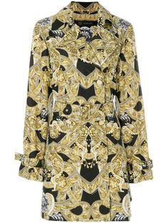 de888d9e302 Versace barocco reversible puffer jacket   High Fashion   Puffer ...