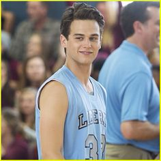 Brandon Flynn (plays Justin Foley in 13 Reasons Why)