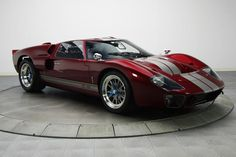 1966 Super performance GT40 Mark II