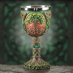 Celtic:  Celtic Chalice.