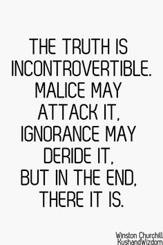 There is power in knowledge #truth #lies #false #liars #alienators #bash
