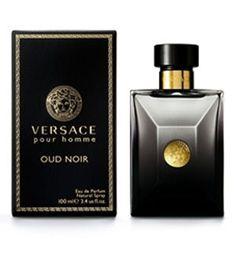 Versace Pour Homme Oud Noir #VersaceFragrances