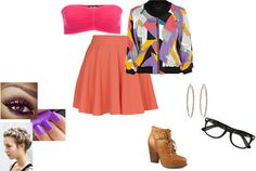 """""""Untitled #103"""" by aliyahglass ❤ liked on Polyvore"""